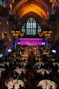 This year's UK Theatre Awards ceremony took place at London's Guildhall