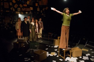 THE A TO Z OF MRS P, Southwark Playhouse, London, UK.