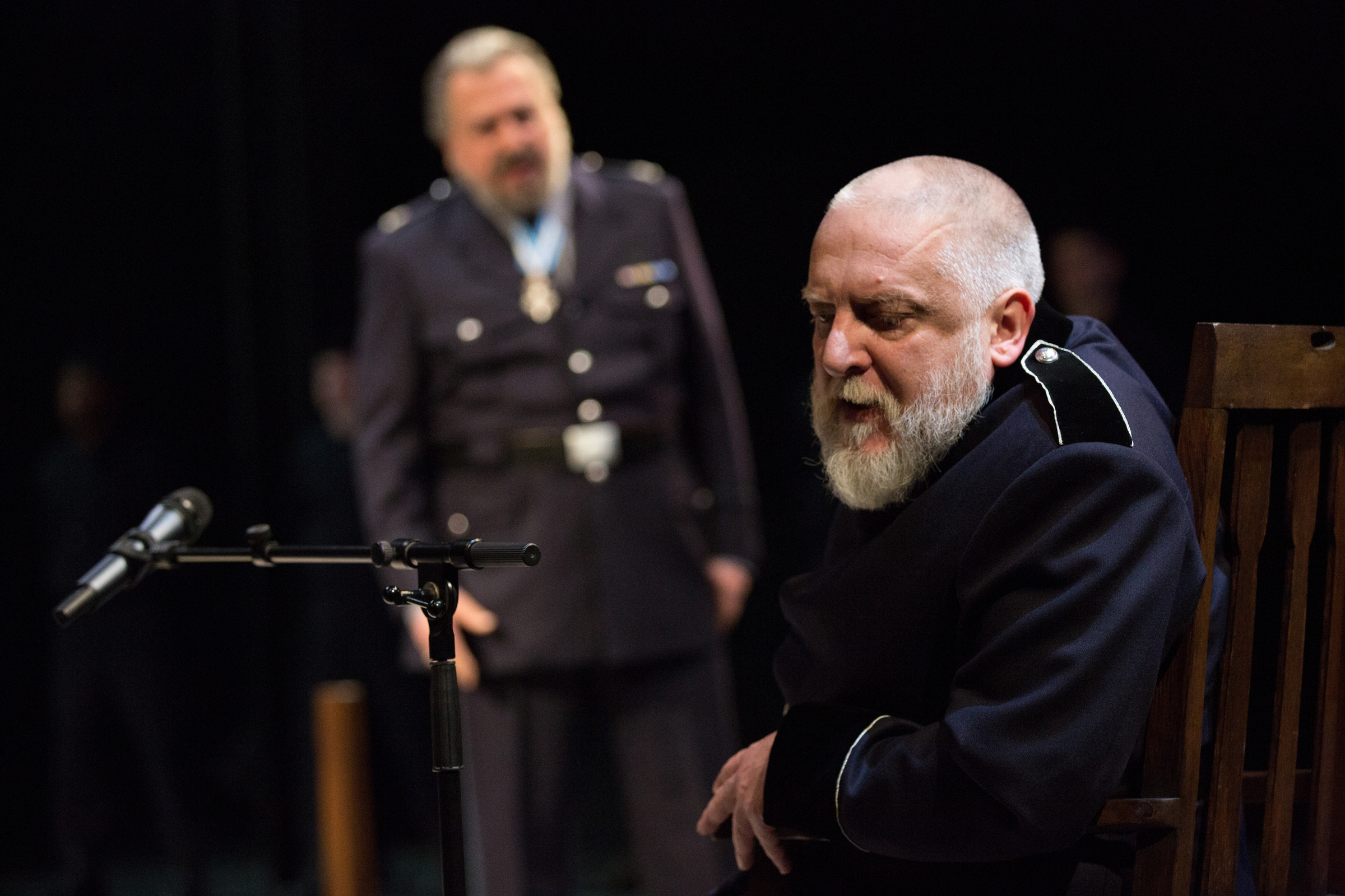 king lear essays visual essay king lear quiz worksheet king lear  essays and diversions the madness of king lear simon russell beale as lear about to banish