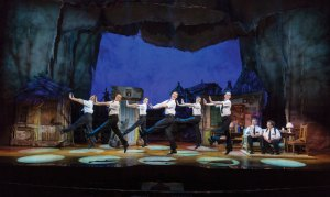 Book of Mormon: big winner of the Olivier Awards 2014