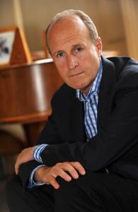 Art Council England's chairman Peter Bazalgette