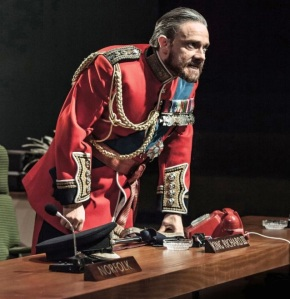 Martin Freeman as Richard III (Credit: Marc Brenner)