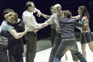 Young Vic's A View from the Bridge wins a hat-trick at the Olivier Awards (Credit: Jan Versweyveld)
