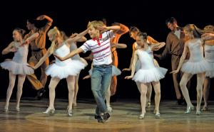Fancy learning ballet with Billy Elliot? (Credit: Alastair Muir)