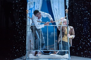 Unicorn Theatre's production of The Velveteen Rabbit (Credit: Manuel Harlan)