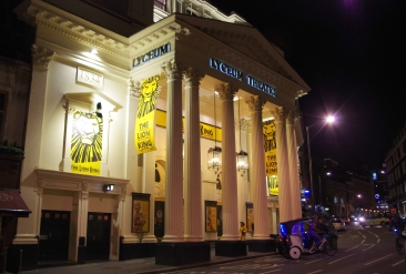 The Lyceum Theatre, London
