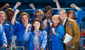 Made In Dagenham at the Adelphi Theatre Photo: Tristram Kenton